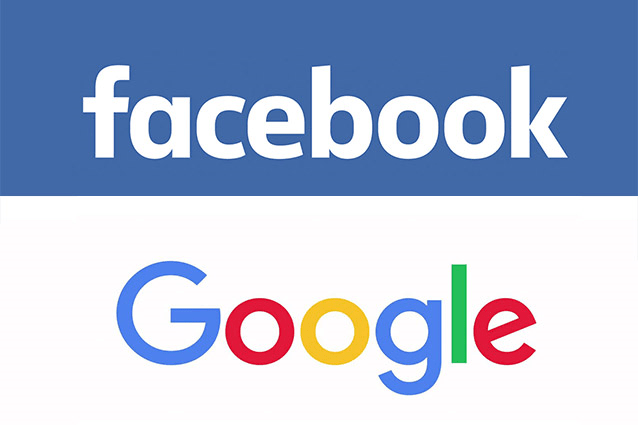 partnership, google, facebook