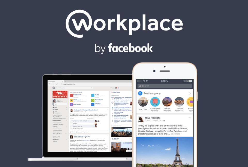 Workplace di Facebook non rivoluzionerĂ la Digital Collaboration