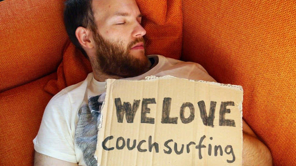 couchsurfing cosa significa