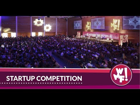 startup competition web marketing festival