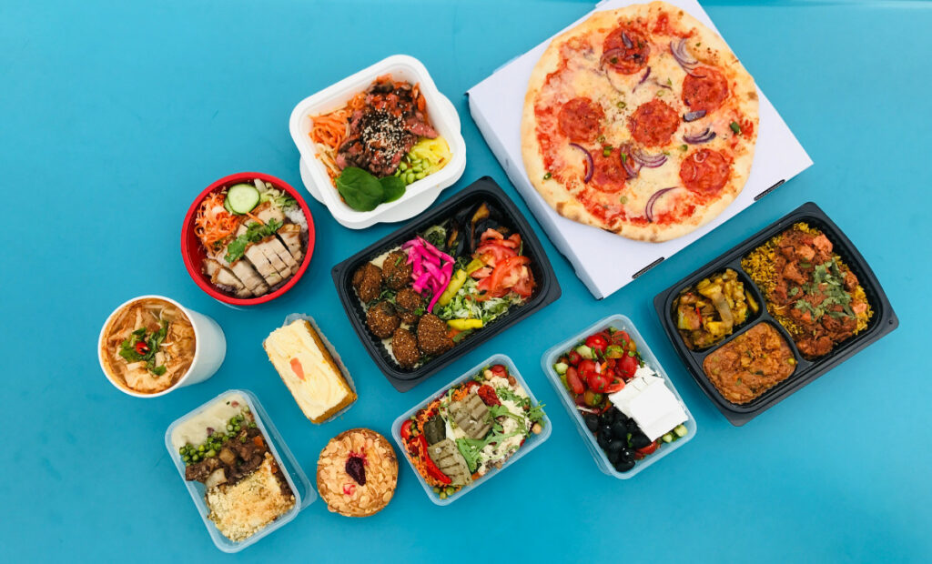 user experience nel food delivery