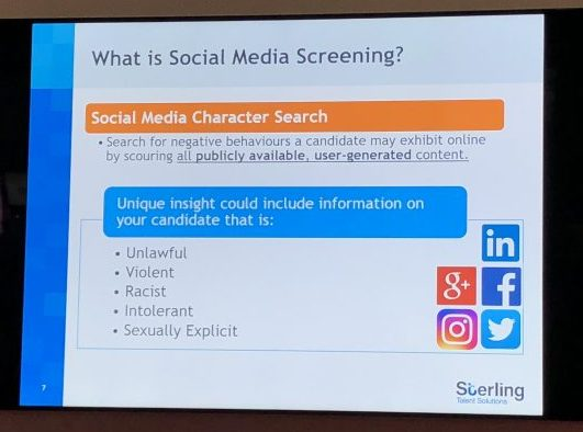 Cosa è il Social Media Screening