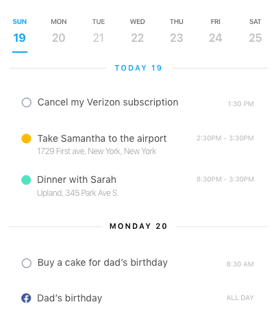 To do list app with Calendar, Planner & Reminders | Any.do