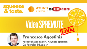 video spremuta facebook ads francesco agostinis