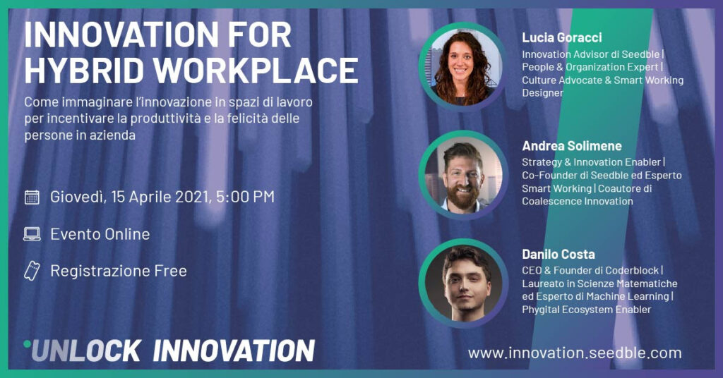 Innovation for Hybrid Workplace