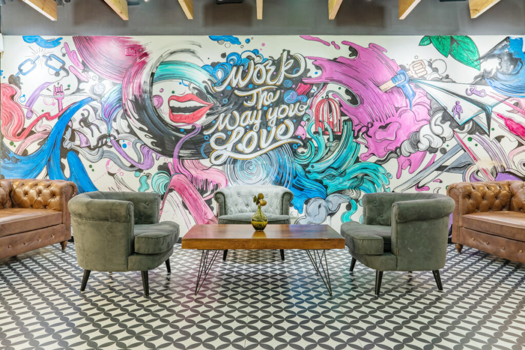 coliving e coworking