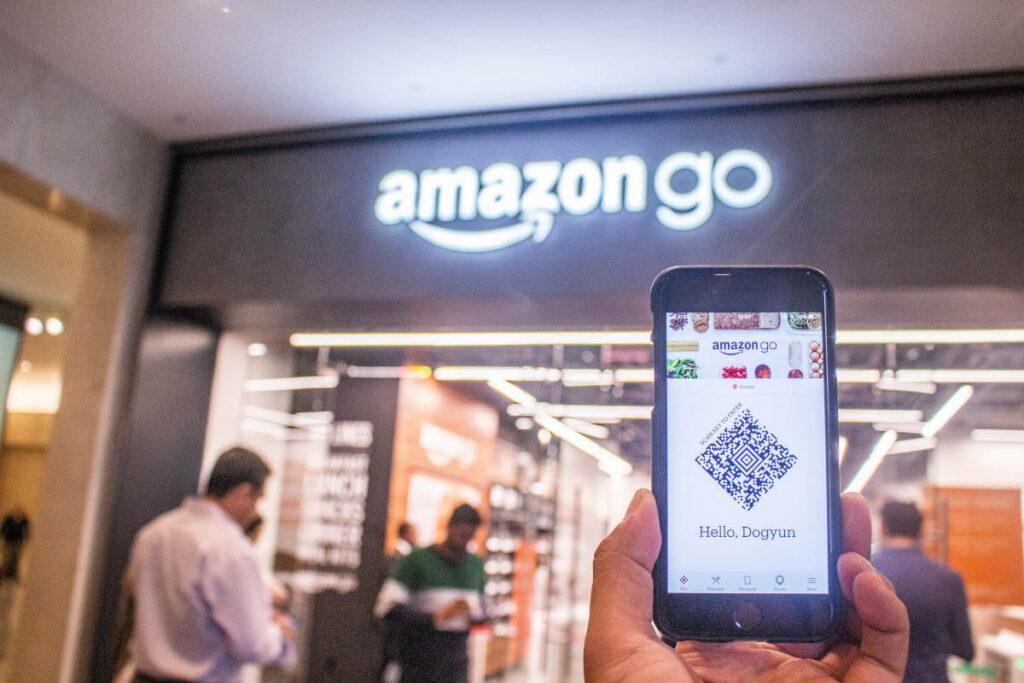 Amazon negozi fisici